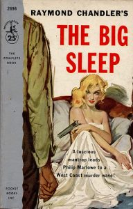 Raymond Chandler - The Big Sleep